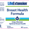 Life Extension Breast Health Label