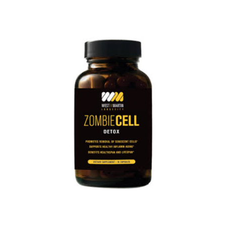 Zombie Cell Detox Bottle