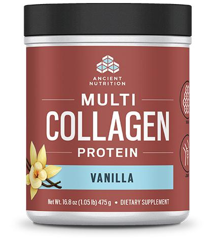 Dr Axe Multi Collagen Vanilla