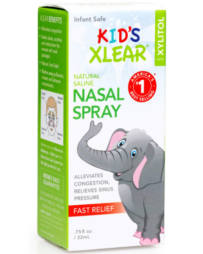 Xlear Nasal Spray Kids