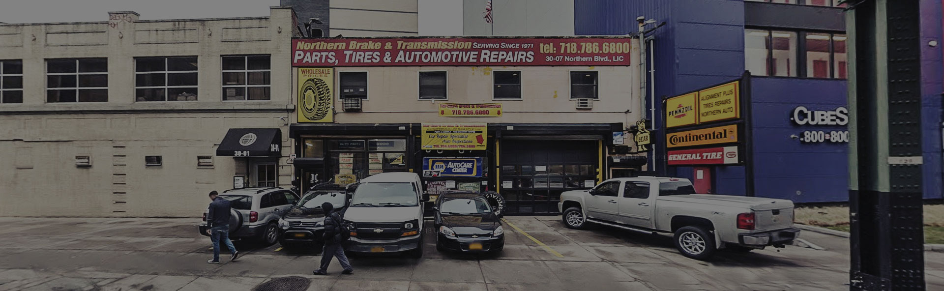 Best auto brake and transmission repair in Queens NY