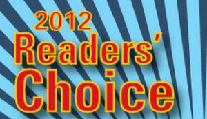 2012 readers choice