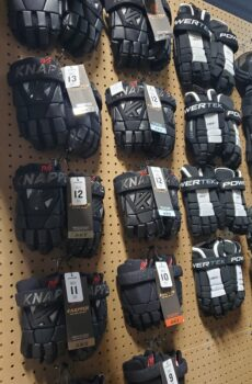 Ball Hockey Gloves