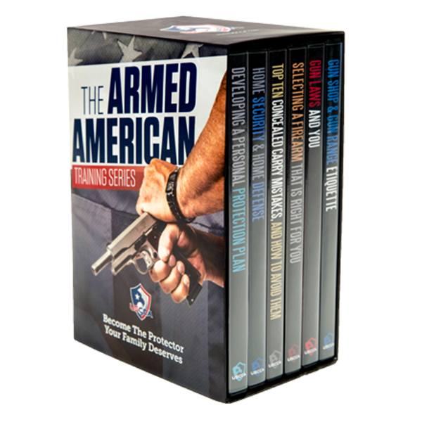 USCCA Armed American Training DVD Series