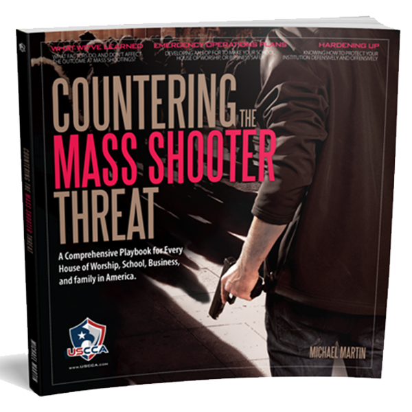 USCCA Countering the Mass Shooter Threat Book
