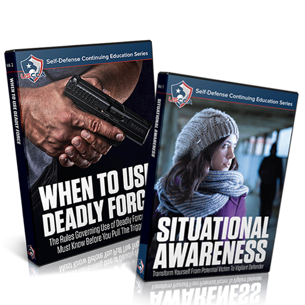 USCCA Free DVDs