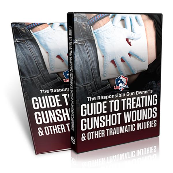 USCCA Guide to Treating Gunshot Wounds