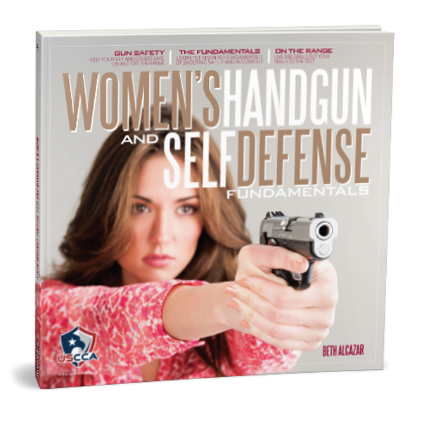 USCCA Womens Handgun and Self Defense Book