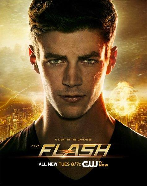 Barry as Flash