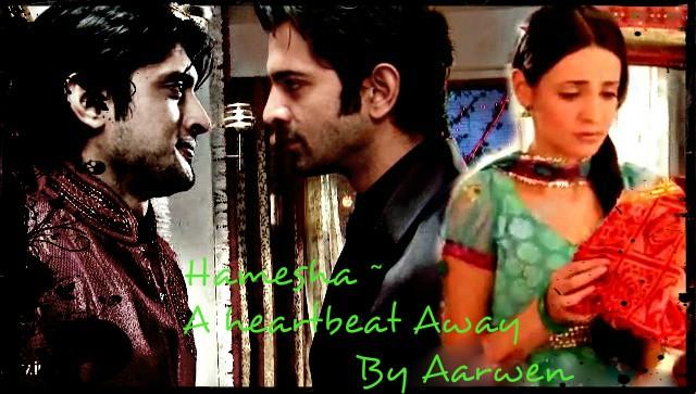 arshi ss Hamesha A heartbeat away chapter 16