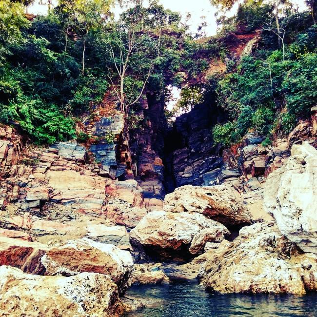 A getaway to Boka Dam
