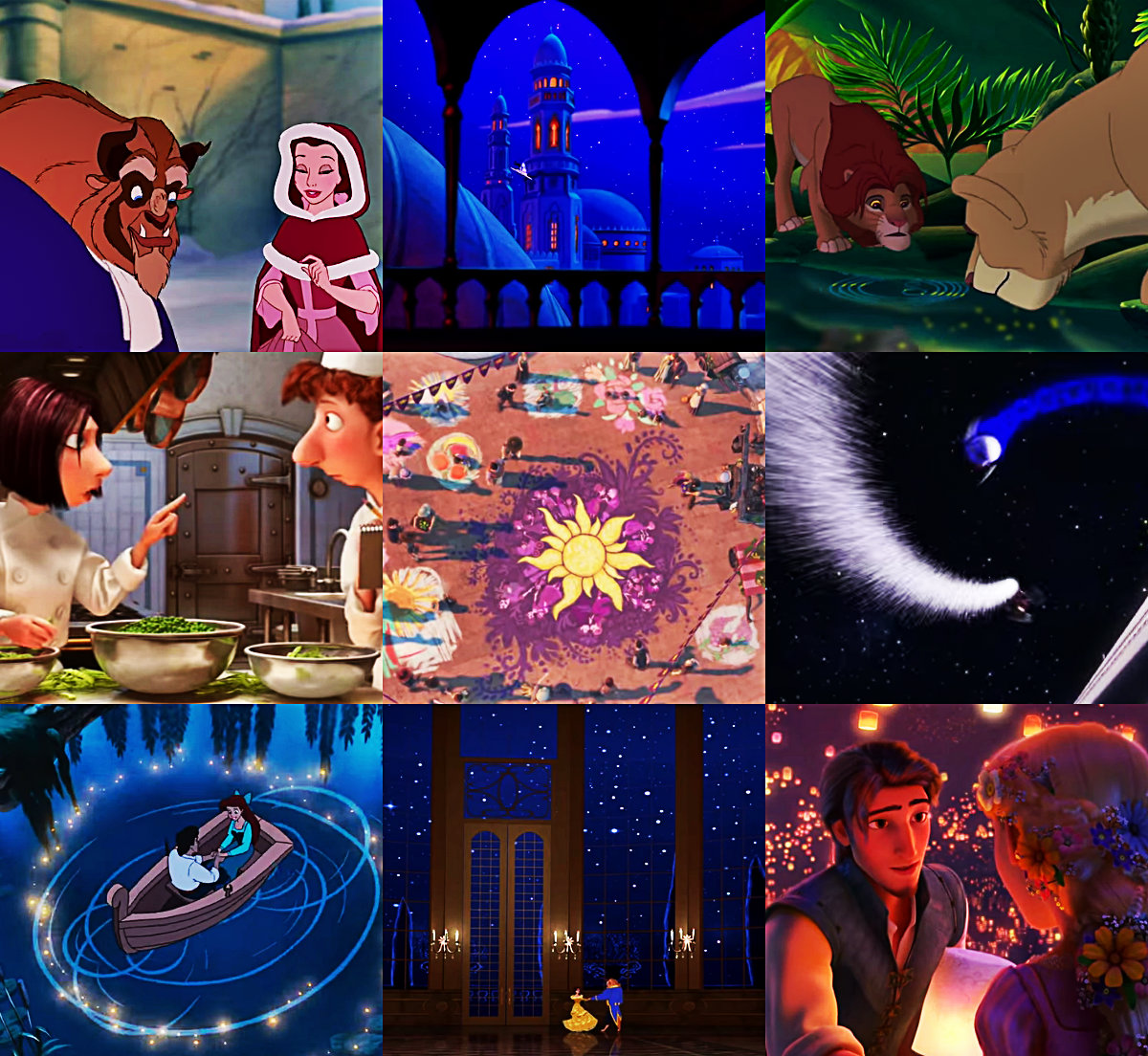 The Dreamy Disney and Pixar Dates