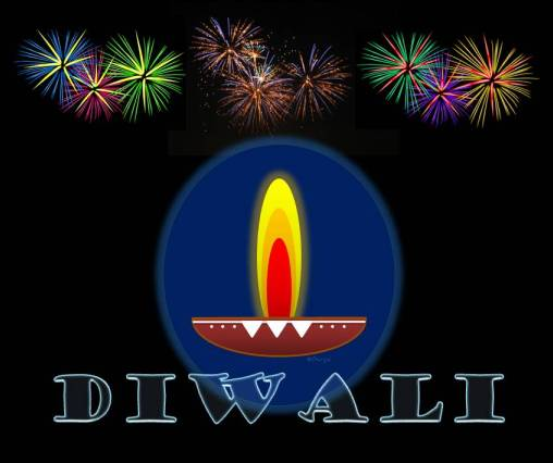 diwali festival lights