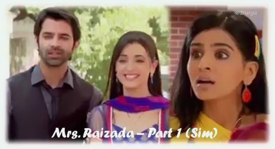 Mrs Raizada Arshi OS Series Part 1