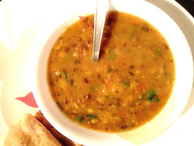 dhabha wali dal at home recipe