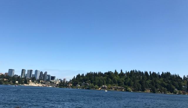 argosy cruise south lake union lake Washington seattle