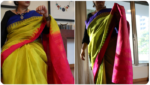 a tale of two sarees
