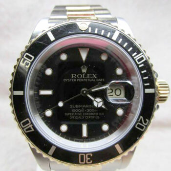Reconditioned Rolex