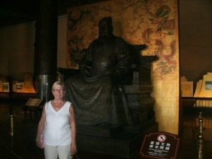 Touring in China