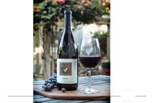 2017 Syrah, Temecula Valley, Estate Grown 2017 Syrah, Temecula Valley, Estate Grown Syra Wine 2017 From Hart Winery