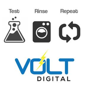 volt digital rinse and repeat