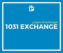 1031 exchange for tax deferral for when you own rental property