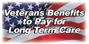 VA benefits attorney for pension benefits or aid & attendance benefits