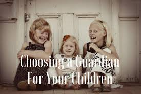 estate planning lawyer in Jacksonville florida talks about choosing a guardian for your minor child