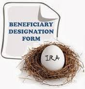 who should be beneficiary of my ira answered by Jacksonville estate planning attorney