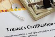 successor trustee certification for trust administration during incapacity and at death