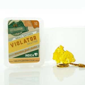 the little rosin company violator shatter
