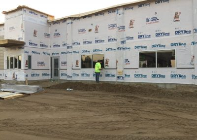 New Construction - Culvers 1