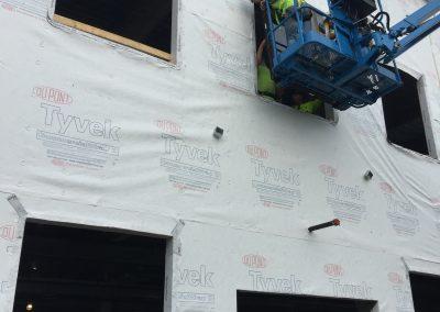 New Construction - Harbor Oaks Window Install 1