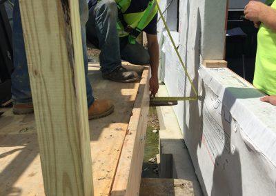 New Construction - Harbor Oaks Window Install 2
