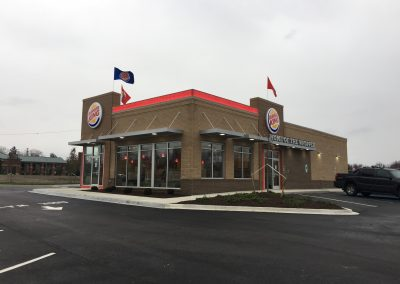 New Storefront - Burger King Waterford