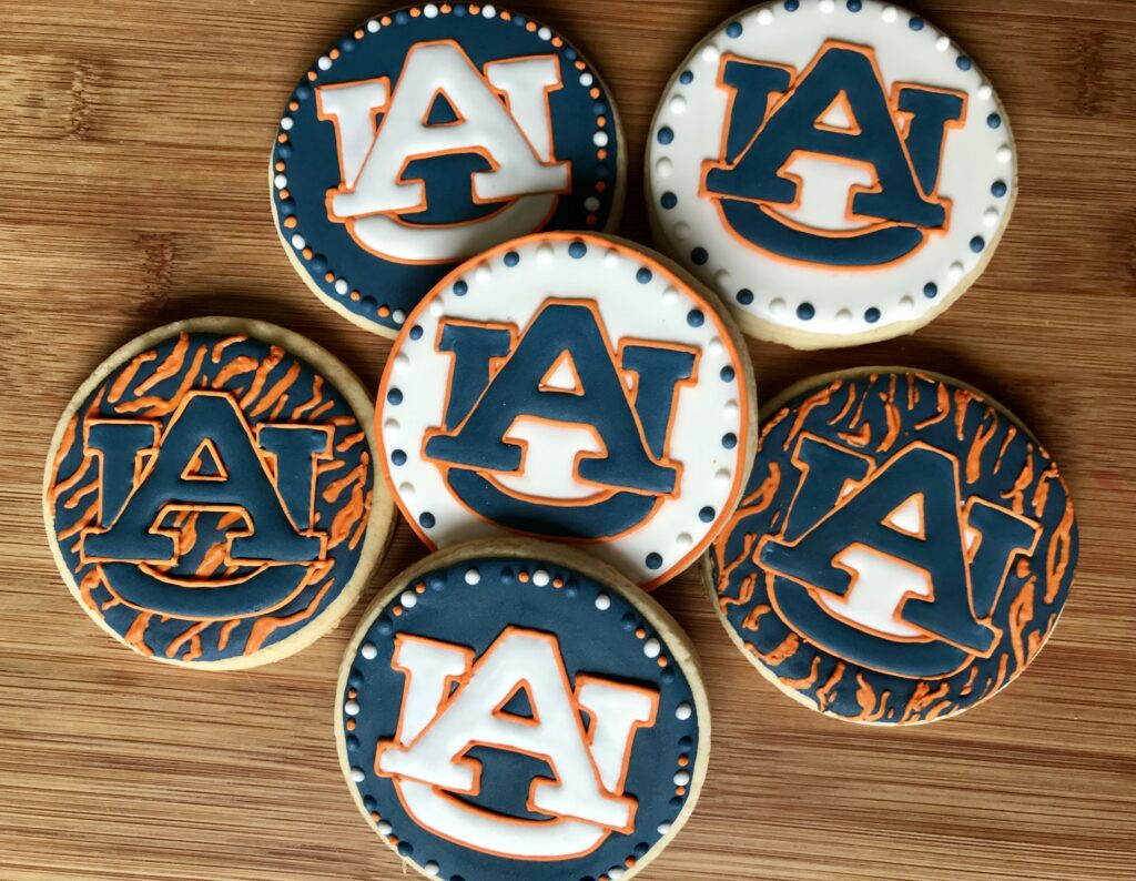 Various Logo Cookies