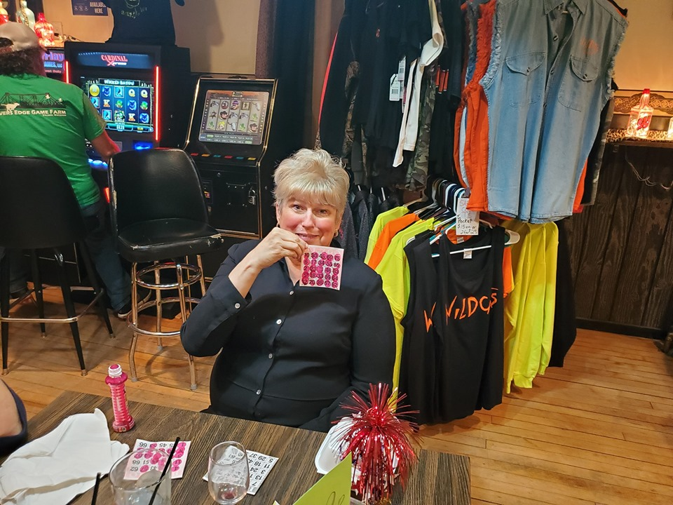 5 Game $300 Jackpot Winner on 9-4-19 at Wildcats in Branch, WI.