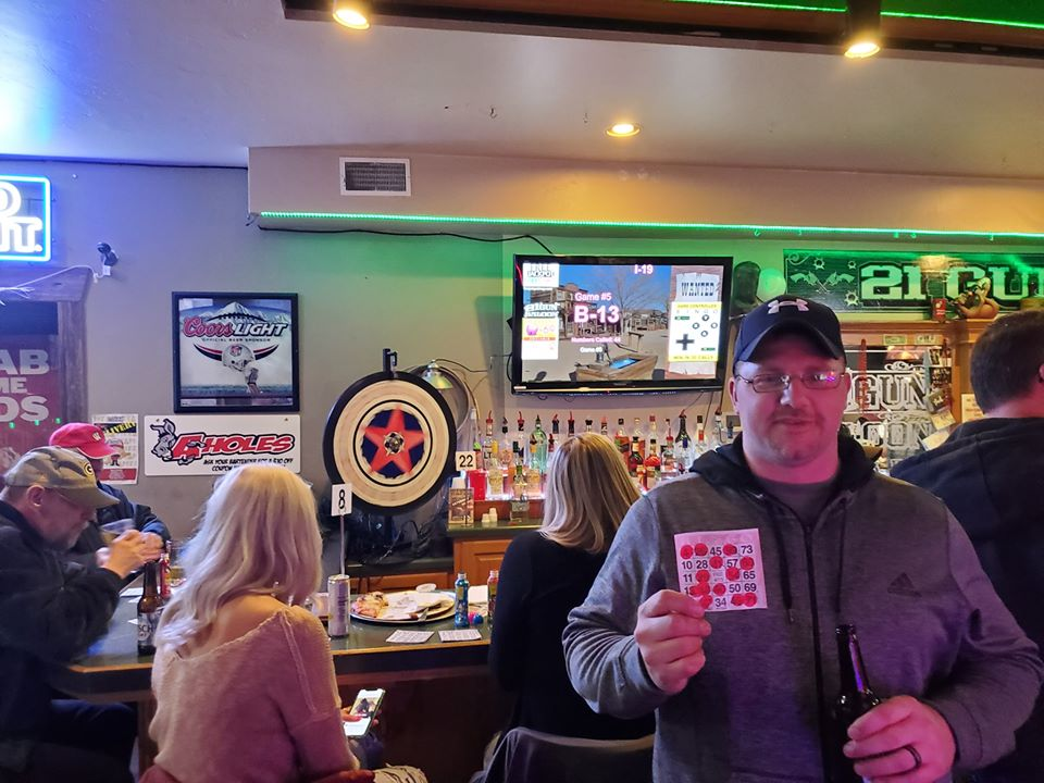 Xbox One Winner at 21 Gun Saloon on 3-7-20