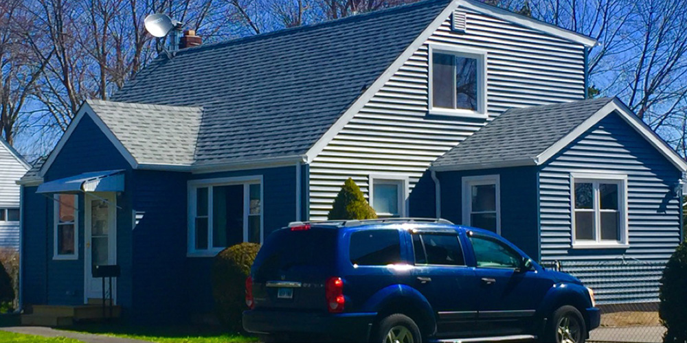 Beautiful Roofing and Siding After Installation 4