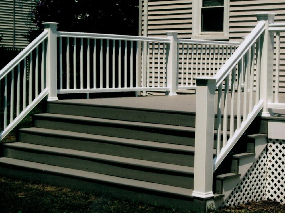 New Style Decking Planks