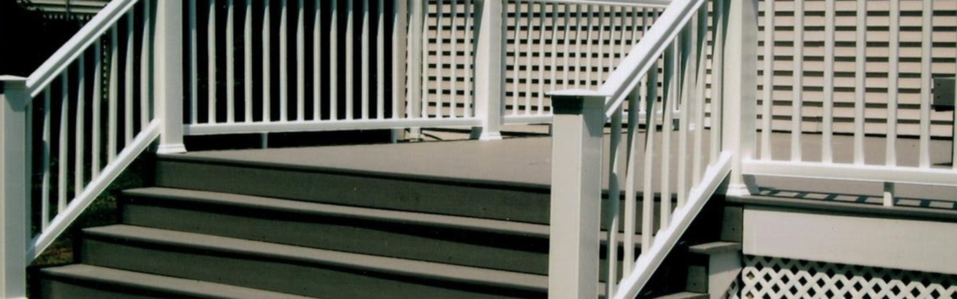 Closeup of Deck