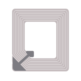 8.2MHZ RF Label