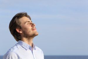 Feel Overwhelmed? Take a Breath