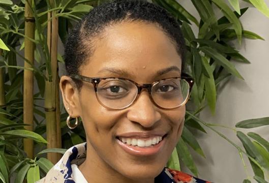 Jayda Washington, Resident Therapist