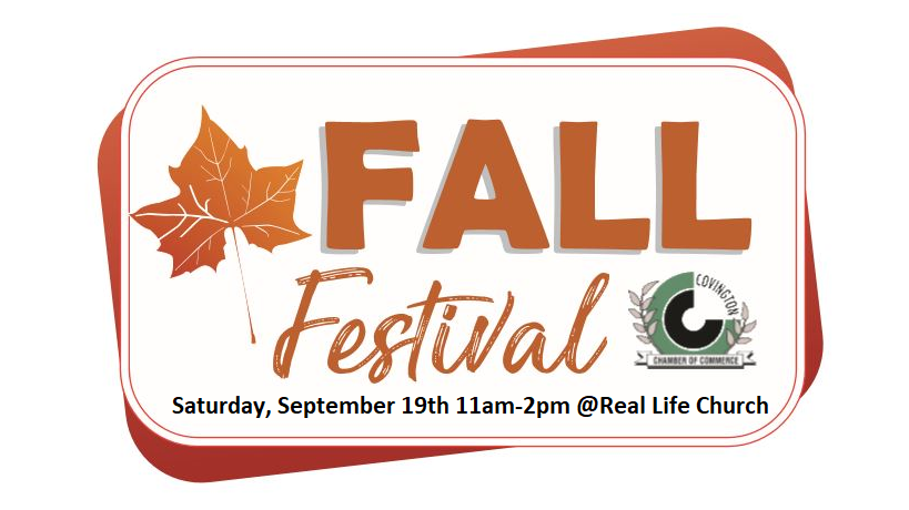 Fall Festival 2020.Fall Festival 2020 Covington Chamber Of Commerce