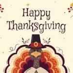 Thanksgiving & Coronavirus