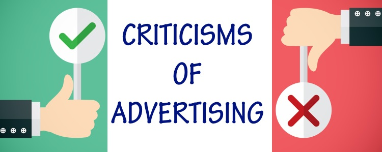 Criticism of advertising