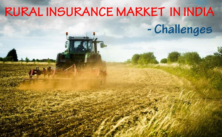 Rural Insurance Market in India - Challenges