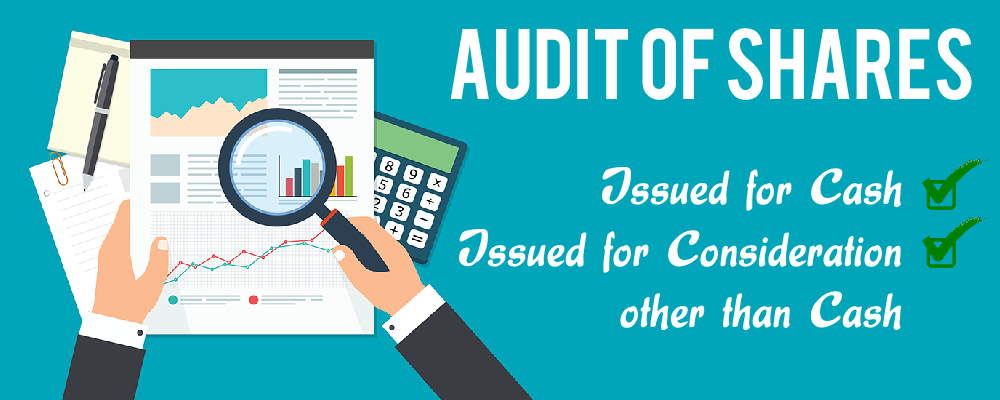 Audit of Shares