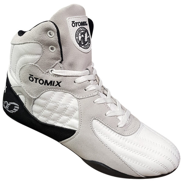 white otomix lifting shoe